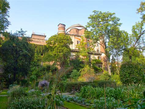 giardino botanico brera unfashionable orto botanico di brera