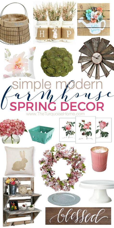 spring home decor 2017 farmhouse chic easter tablescape simple modern farmhouse spring decor on a budget the