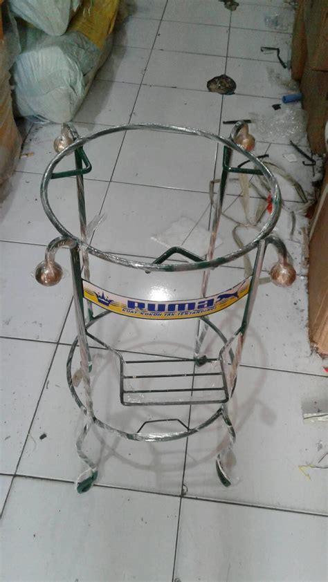 Dispenser Guci Keramik jual kaki stand meja guci dispenser besi ukir harga murah