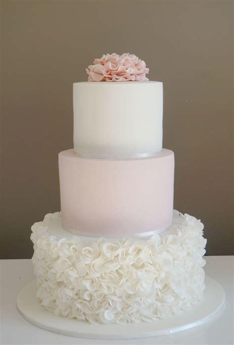Tiered Wedding Cakes 17 Of 2017 S Best Pink Wedding Cakes Ideas On Pinterest 1 Tier Wedding Cakes Tiered Wedding