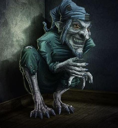 imagenes de duendes reales y feos leyendas de duendes reales historias de terror reales