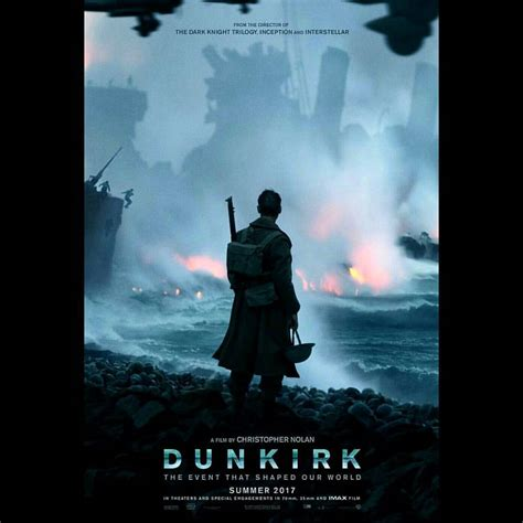 dunkirk film score 4 reasons to get excited for dunkirk quirkybyte
