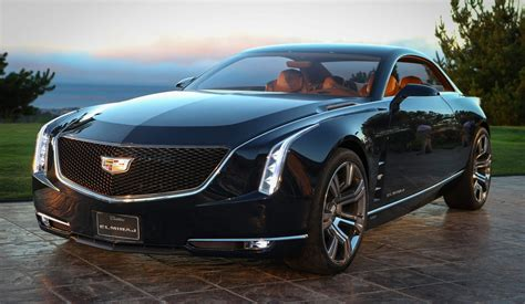 cadillac elmiraj concept top speed