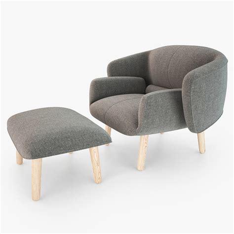 Boconcept Chair by Boconcept Fusion Chair 3d Max