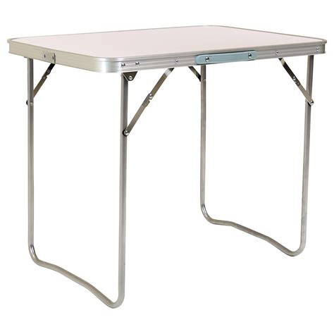 Compact Folding Table by Bentley Explorer Small Folding Portable Cing Table