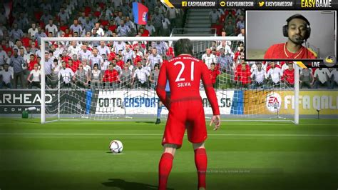 tutorial fifa online 3 fifa online 3 impact engine basic penalty tutorial