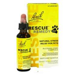 rescue remedy for pets 20 ml calming remedy