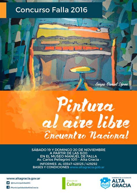 concursos pediatras gobierno de la ciudad 2016 concurso de pintura al aire libre gobierno de la ciudad