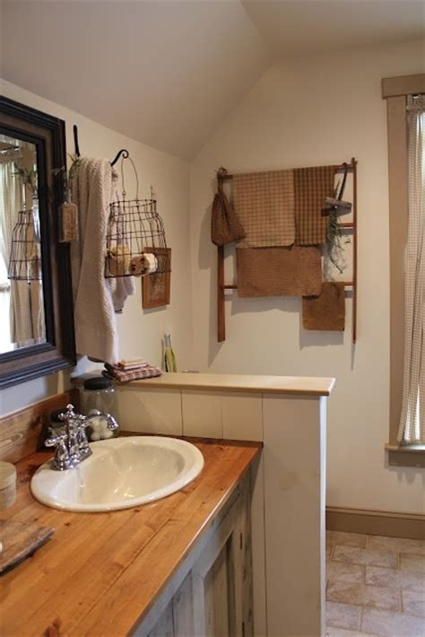 Country Cottage Peasant Bathroom For The Home Pinterest Country Cottage Bathroom