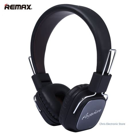 Original Remax 3 5mm In Ear Stereo Earphone Diskon original remax rm 100h hifi stereo headphone ear with
