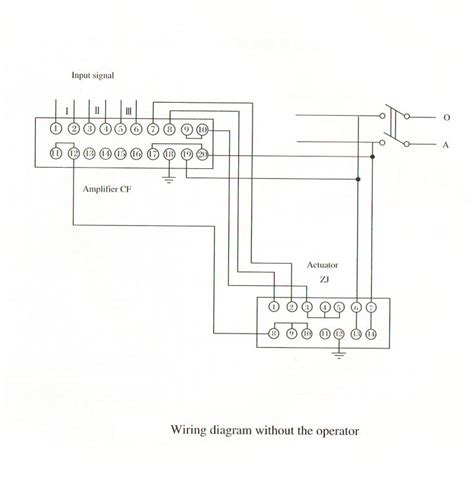 motorized valve actuator wiring diagram efcaviation