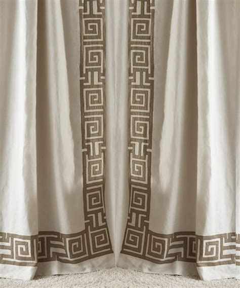 greek key pattern curtains best 20 greek key ideas on pinterest navy and white