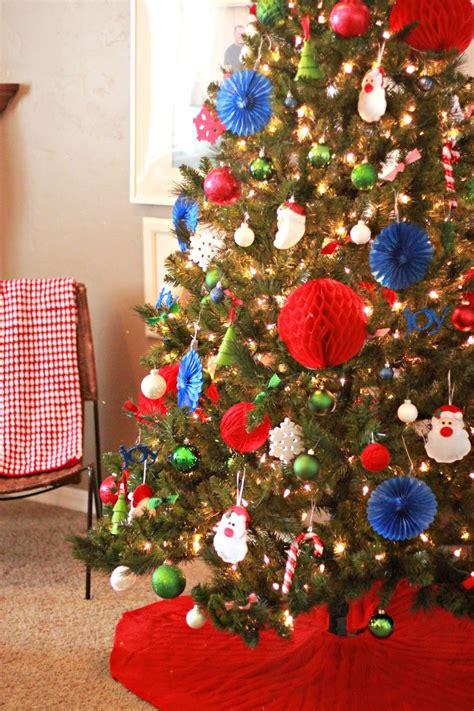 my christmas tree larissa another day my classic santa christmas tree