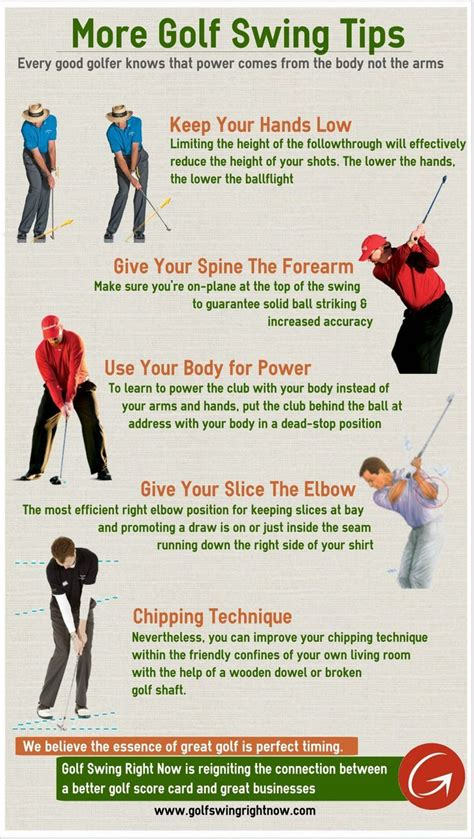best golf swing advice 64 best images about golf infographics on pinterest