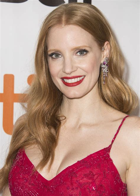 jessica chastain jessica chastain quot woman walks ahead quot premiere at tiff 09