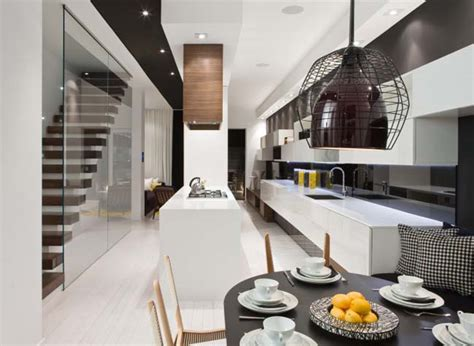 townhouse interior design modern townhouse interior design by cecconi simone