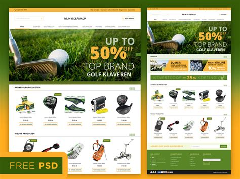 magento template free psd file 72pxdesigns