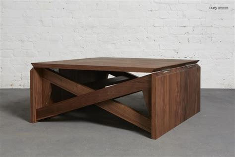coffee dining table coffee table that can be transformed into dining table