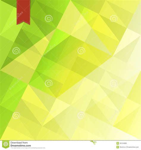 imagenes de triangulos verdes fondo abstracto de los tri 225 ngulos verdes con la etiqueta roja