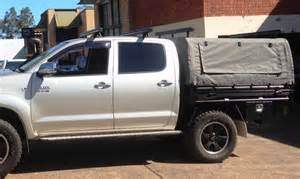 Dual Cab Ute Canopy by Ute Canopies All Terrain Campers