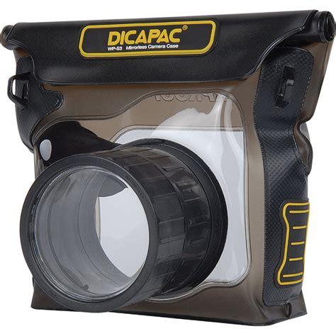 camara waterproof dicapac waterproof for mirrorless wp s3 b h photo