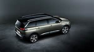 Peugeot 5008 Images 2017 Peugeot 5008 Debuts As Seven Seat Suv