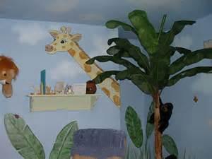 Giraffe Wall Mural Jungle Wall Murals By Colette Safari Jungle Themed Murals