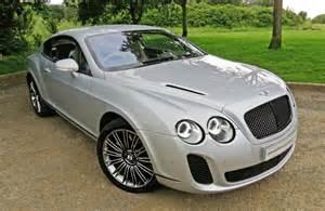 Bentley Sport Gt Bentley Continental Gt Supersports Conversion Bentley
