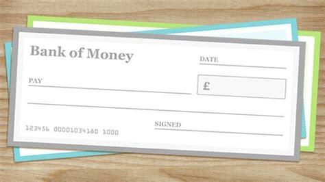 birthday cheque template blank cheque templates paperzip