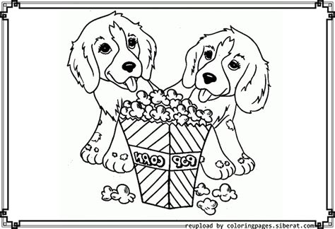 cute dog coloring pages  print coloring pages