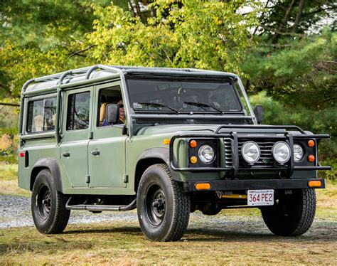 old land rover discovery 1987 land rover defender 110 classic cars today online