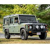 1987 Land Rover Defender 110  CLASSIC CARS TODAY ONLINE