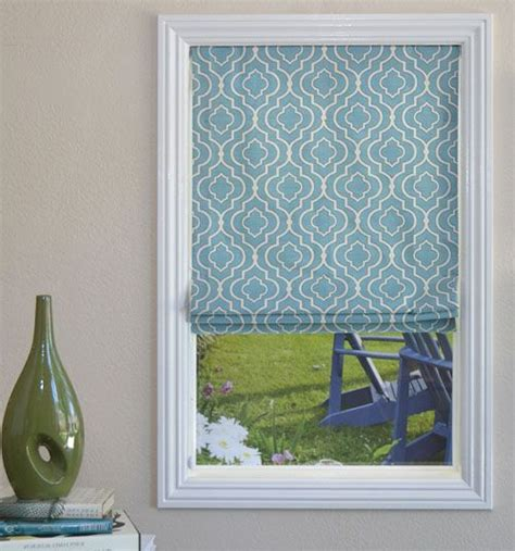 pattern fabric shades designer shades patterns turquoise pattern