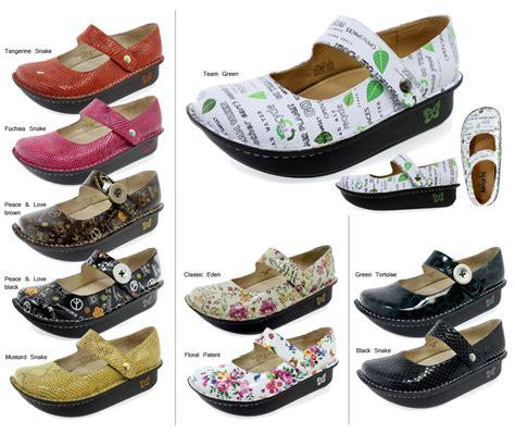 alegria shoes sedlak s boots shoes alegria series