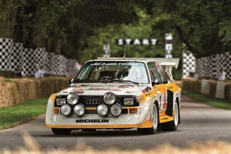 Gruppe B Rally Autos by Quot Gruppe B Rallye Legenden Walter Mayer Im Audi Sport