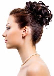 hochsteckfrisuren einfach mittellange haare einfache und schnelle hochsteckfrisur mit lockerem dutt hochsteckfrisuren f 252 r lange und