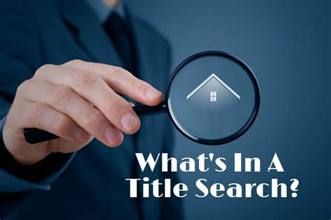 Maine Real Property Records What Exactly Goes Into A Title Search Cumberland Title