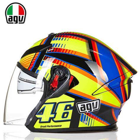 Kemeja Vr46 Agv Helmet 02 italy original brand agv k5 vr 46 motorcycle half