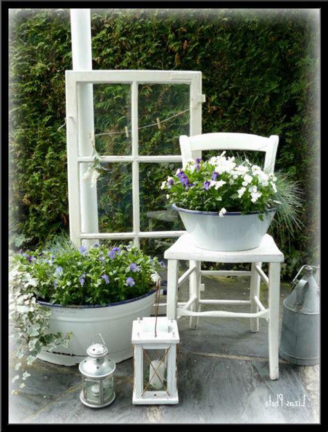 Holz Deko Garten Selber Machen by Alte Fenster Als Deko Im Garten Home Ideen