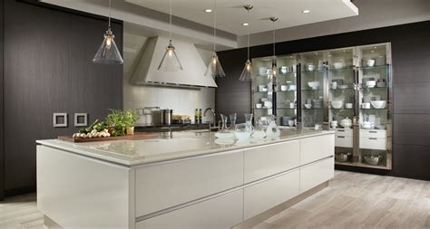 modern reflections downsview kitchens  fine custom