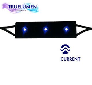current usa aquarium light current usa truelumen led lunar light module 3reef