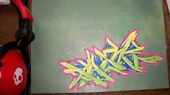 graffiti lettering style youtube
