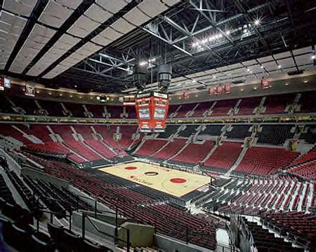 phillips center capacity floor file garden arena interior jpg wikimedia commons