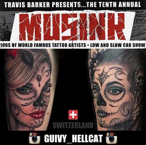 tattoo convention 2017 los angeles 34 best guivy tattoo conventions road trip images on