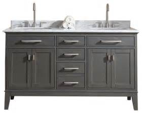 Bathe Vanities by Danny Vanity Set 60 Quot Transitional Bathroom