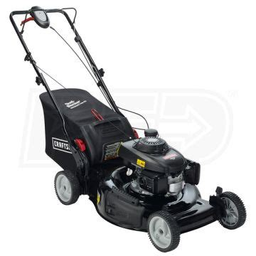 craftsman  ez walk   cc     propelled mower  honda engine