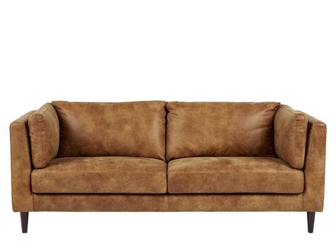 filmore 89 inch tan leather sofa tan leather sofa bed foam sofa bed also french provincial
