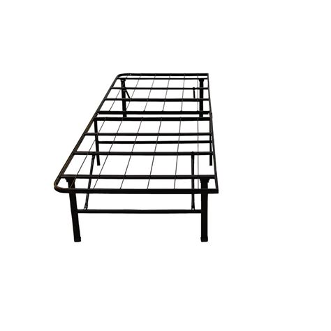 14 Bed Frame 14 Quot Heavy Duty Metal Bed Frame In Black 125001 5010