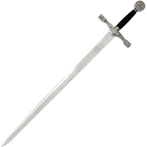By The Sword Inc | by the sword inc excalibur sword silver
