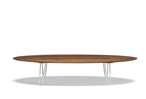 Table Ovale Bois by Table Basse Ovale Bois